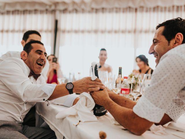 La boda de Carlos y Eva en Vigo, Pontevedra 51