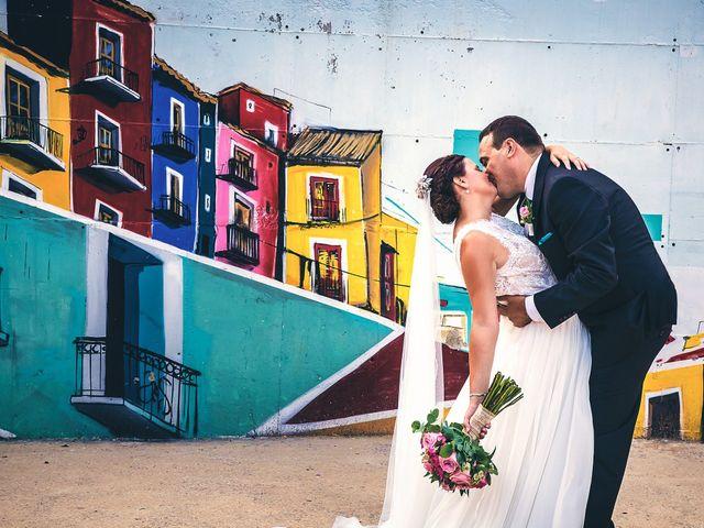 La boda de María José y Andres