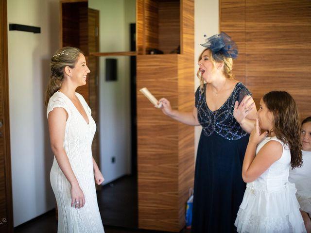 La boda de Joan y Jessica en Vilafranca Del Penedes, Barcelona 9
