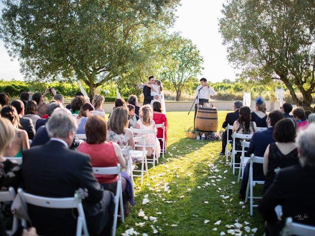La boda de Joan y Jessica en Vilafranca Del Penedes, Barcelona 25