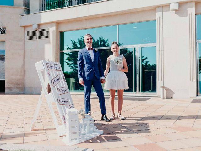 La boda de Berti y Leidy en Oia, Pontevedra 11