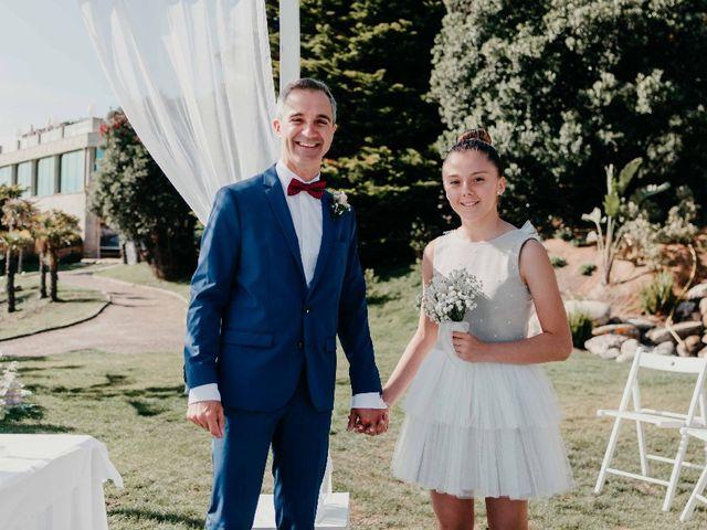 La boda de Berti y Leidy en Oia, Pontevedra 1
