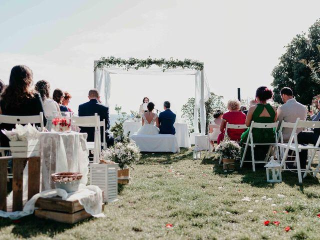 La boda de Berti y Leidy en Oia, Pontevedra 14