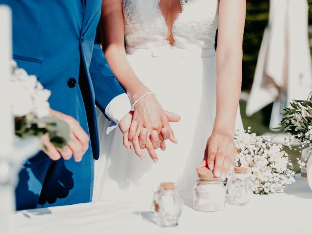 La boda de Berti y Leidy en Oia, Pontevedra 15