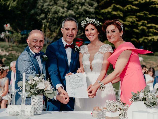 La boda de Berti y Leidy en Oia, Pontevedra 18