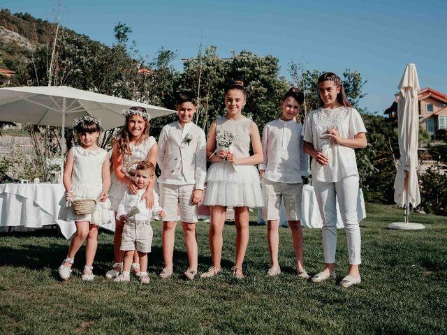 La boda de Berti y Leidy en Oia, Pontevedra 19