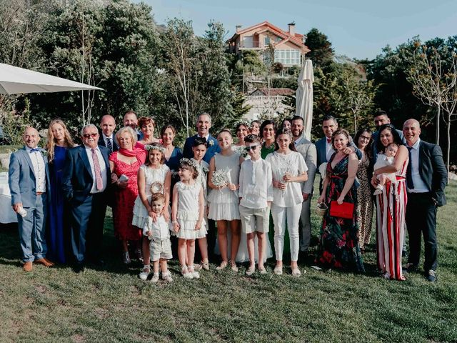 La boda de Berti y Leidy en Oia, Pontevedra 20