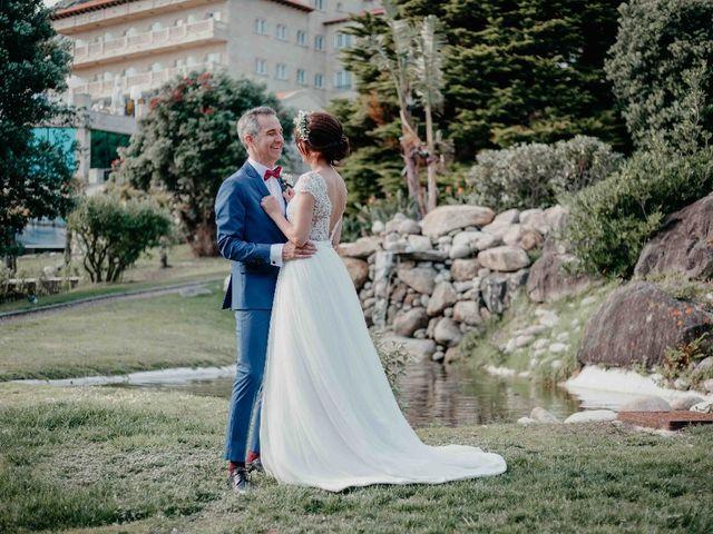 La boda de Berti y Leidy en Oia, Pontevedra 21
