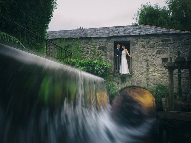 La boda de Noelia y Iago