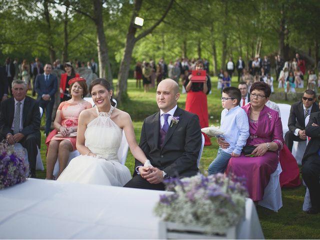 La boda de Iago y Noelia en Alfoz (Alfoz), Lugo 20