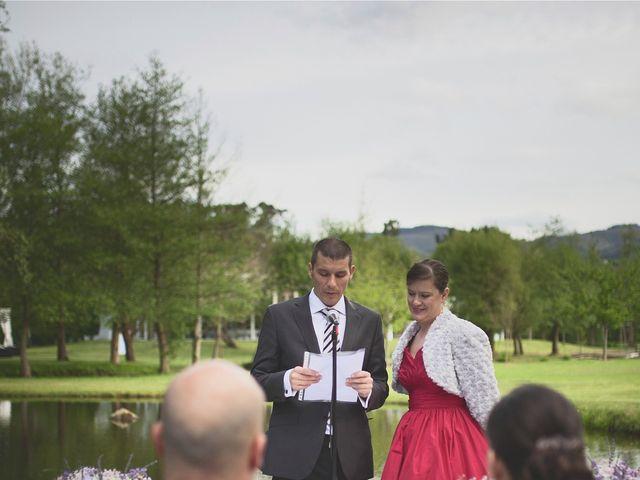 La boda de Iago y Noelia en Alfoz (Alfoz), Lugo 22