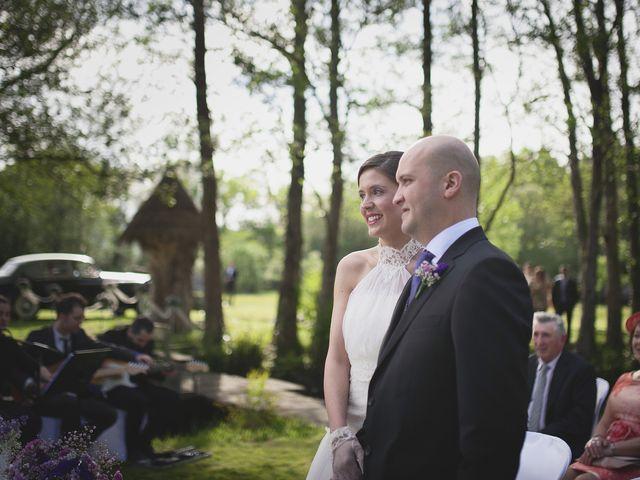 La boda de Iago y Noelia en Alfoz (Alfoz), Lugo 23