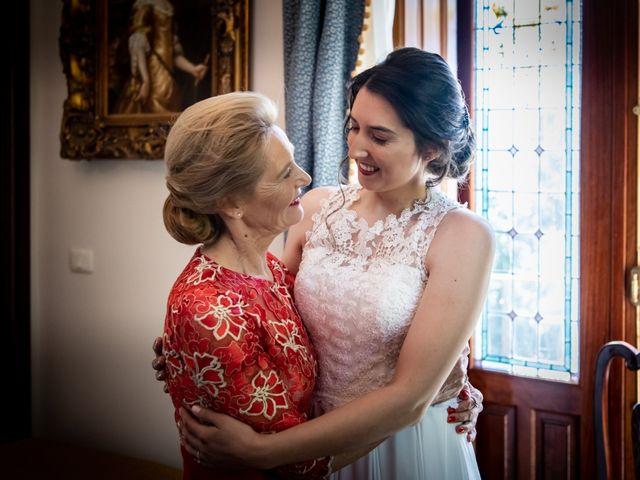 La boda de Sergio y Elba en Redondela, Pontevedra 12