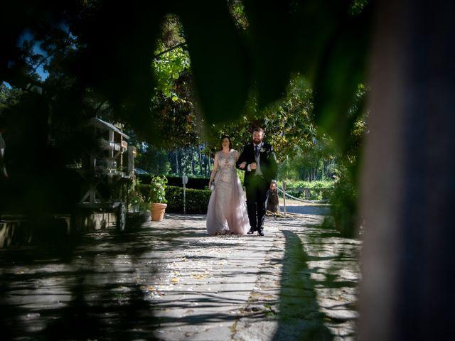 La boda de Sergio y Elba en Redondela, Pontevedra 15