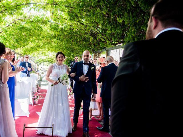 La boda de Sergio y Elba en Redondela, Pontevedra 16