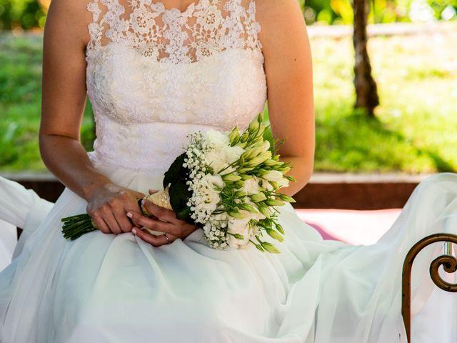 La boda de Sergio y Elba en Redondela, Pontevedra 17