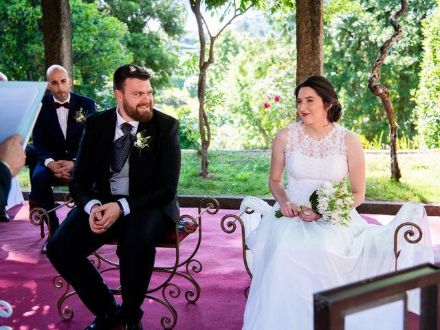 La boda de Sergio y Elba en Redondela, Pontevedra 18