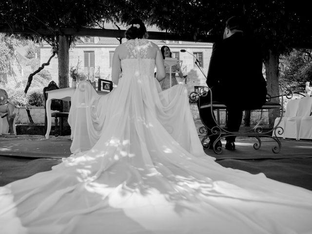 La boda de Sergio y Elba en Redondela, Pontevedra 22