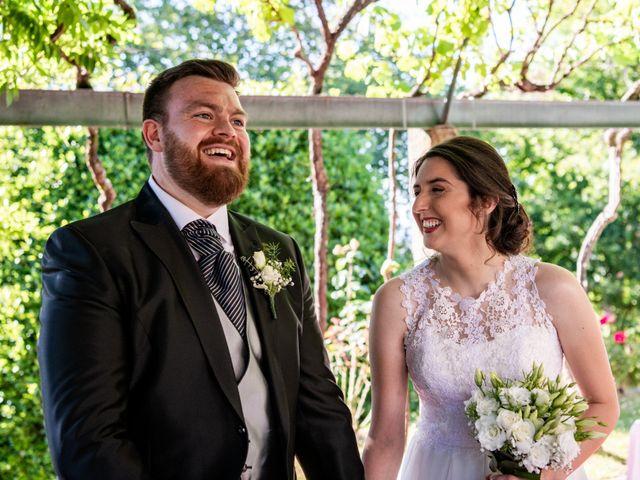 La boda de Sergio y Elba en Redondela, Pontevedra 26