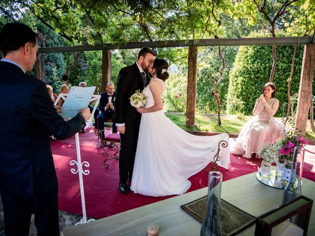 La boda de Sergio y Elba en Redondela, Pontevedra 27
