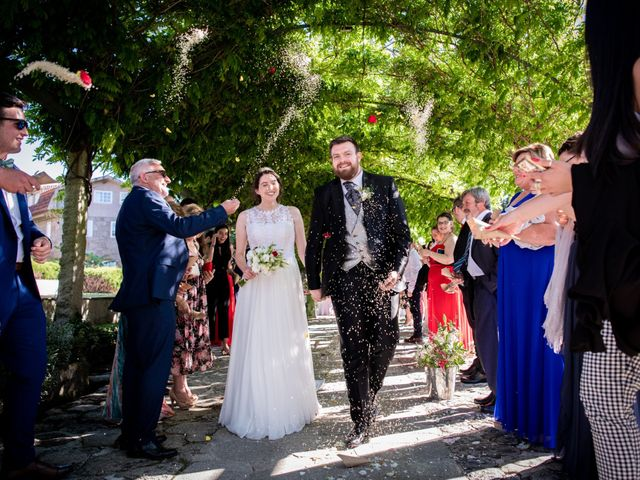 La boda de Sergio y Elba en Redondela, Pontevedra 30