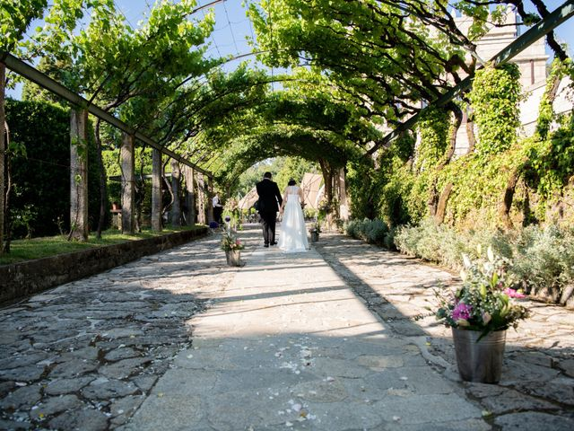 La boda de Sergio y Elba en Redondela, Pontevedra 31