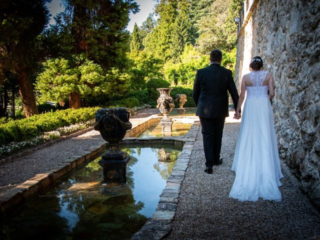 La boda de Sergio y Elba en Redondela, Pontevedra 32