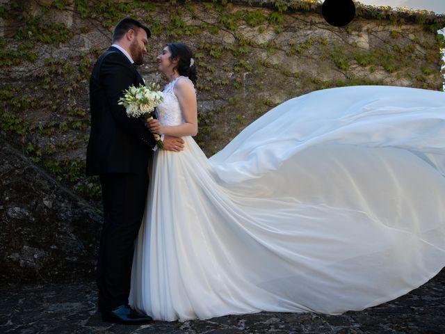 La boda de Sergio y Elba en Redondela, Pontevedra 36