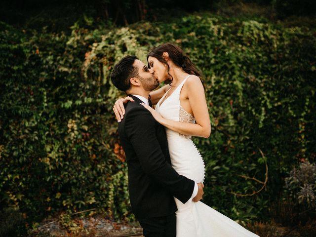 La boda de Wendy y Alex