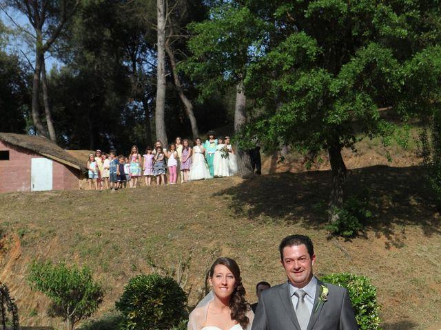 La boda de Raquel y Marcos en Badalona, Barcelona 6