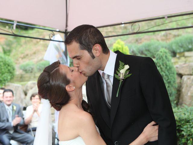 La boda de Raquel y Marcos en Badalona, Barcelona 1