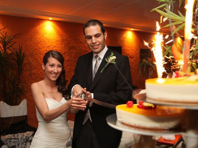 La boda de Raquel y Marcos en Badalona, Barcelona 2