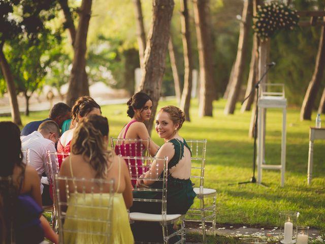 La boda de David y Pilar en Molina De Segura, Murcia 27
