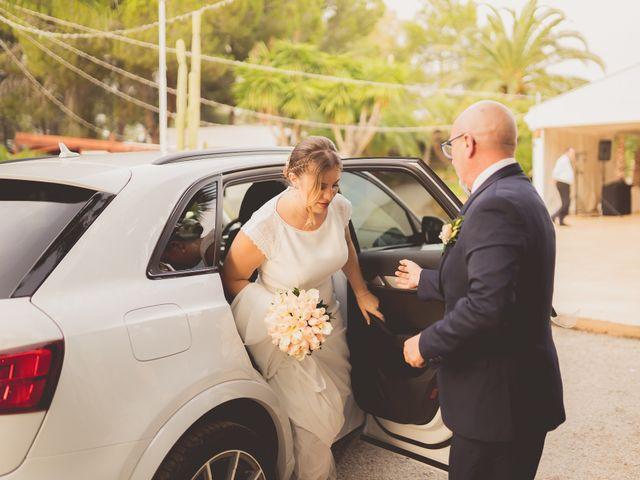La boda de David y Pilar en Molina De Segura, Murcia 30