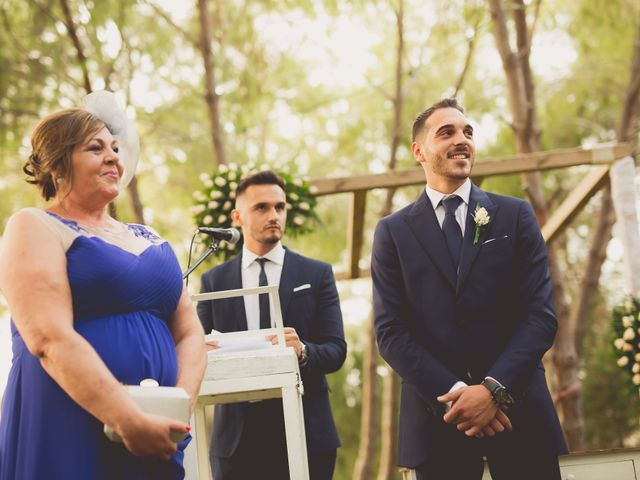 La boda de David y Pilar en Molina De Segura, Murcia 31