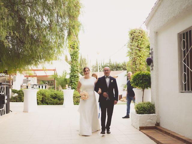 La boda de David y Pilar en Molina De Segura, Murcia 32