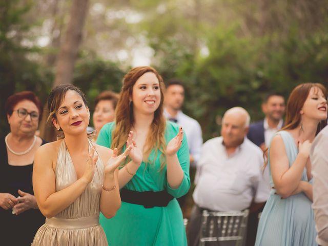 La boda de David y Pilar en Molina De Segura, Murcia 33