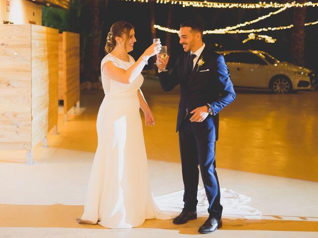 La boda de David y Pilar en Molina De Segura, Murcia 56