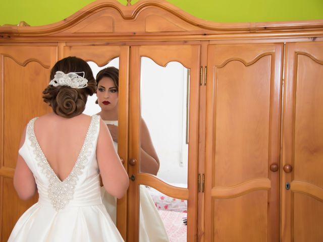 La boda de José y Adela en Rioja, Almería 9