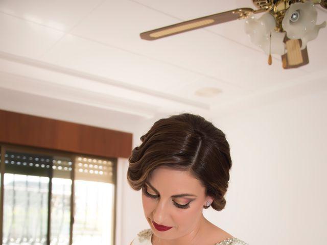 La boda de José y Adela en Rioja, Almería 13