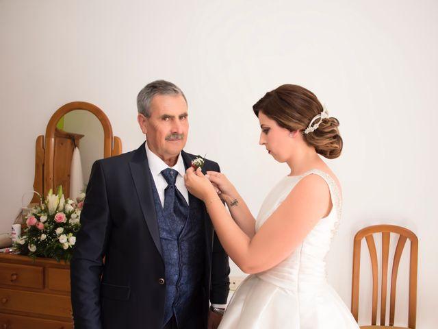 La boda de José y Adela en Rioja, Almería 14