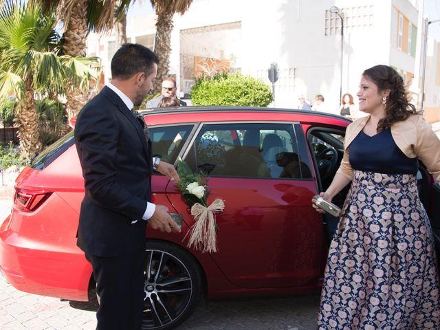 La boda de José y Adela en Rioja, Almería 24