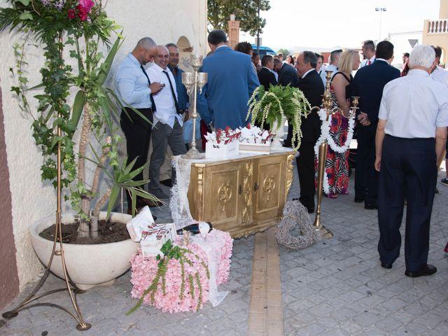 La boda de José y Adela en Rioja, Almería 28