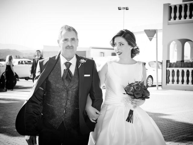 La boda de José y Adela en Rioja, Almería 29