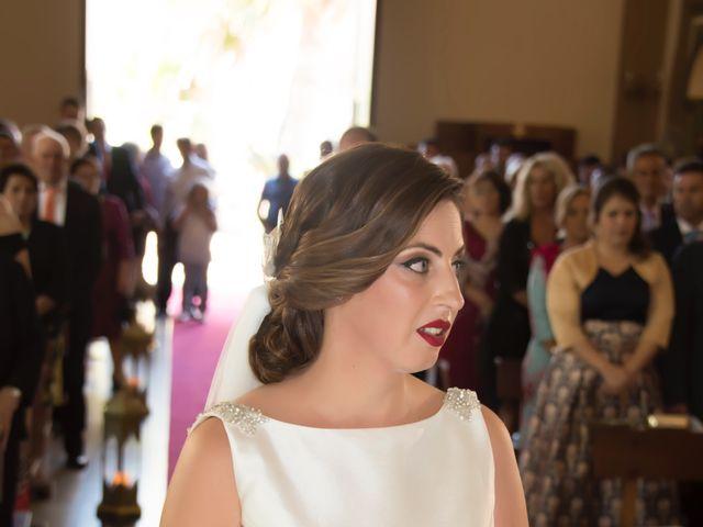 La boda de José y Adela en Rioja, Almería 31