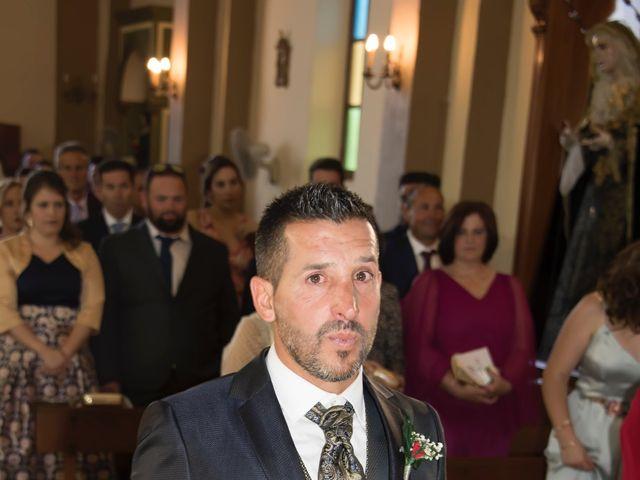La boda de José y Adela en Rioja, Almería 32