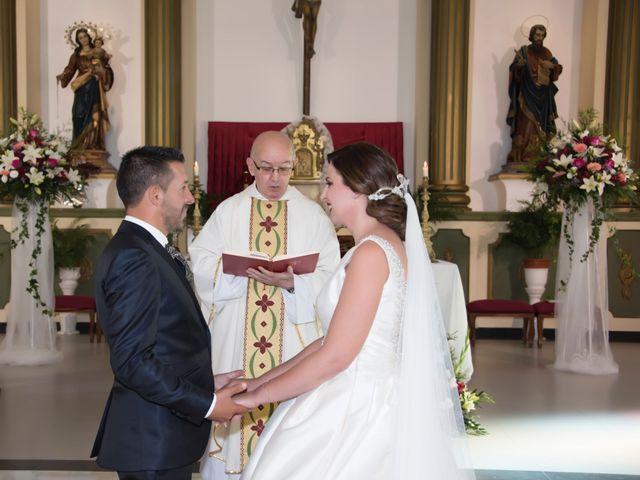 La boda de José y Adela en Rioja, Almería 33