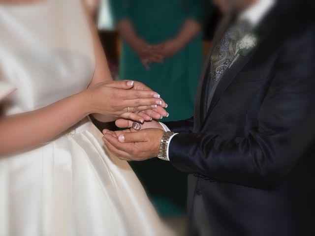 La boda de José y Adela en Rioja, Almería 36