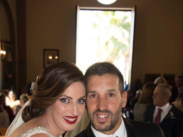 La boda de José y Adela en Rioja, Almería 39