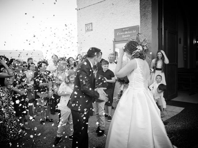 La boda de José y Adela en Rioja, Almería 44